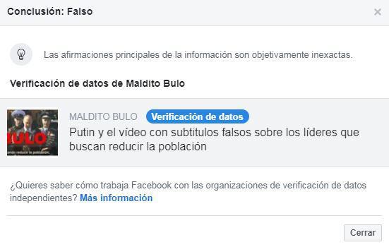 verifricacion de facebook