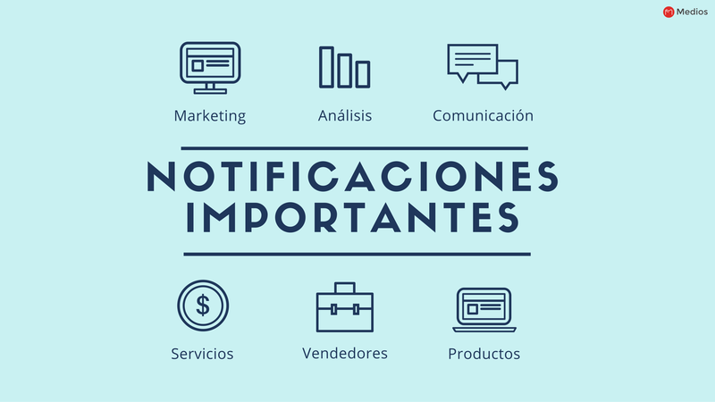 NOTIFICACIONES IMPORTANTES