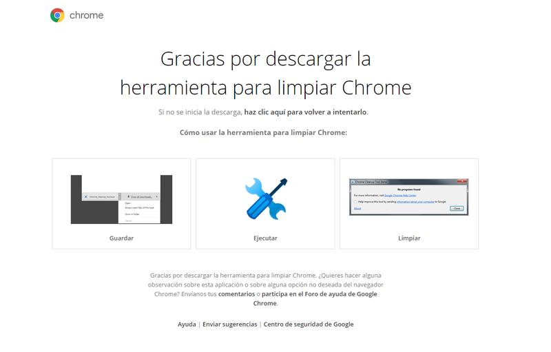 c569848c07a Limpia tu Google Chrome con esta aplicación oficial