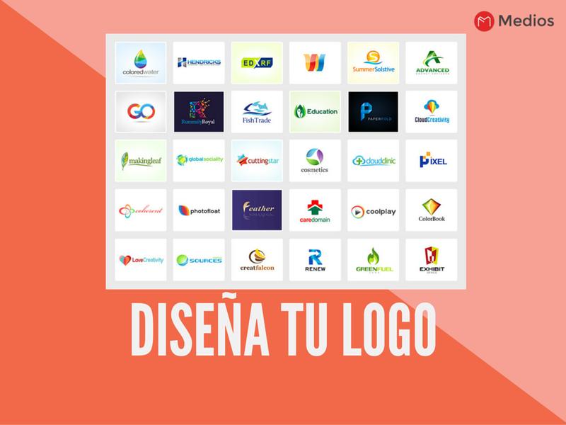Probamos 6 herramientas para crear logos online for Disena tu mueble online
