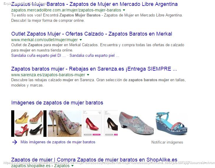 Buscar con Google - SEO